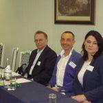 Pracownicy MWSE na konferencji w Atenach