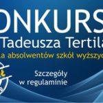 14 tys. zł w konkursie na prace dyplomowe!