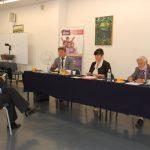 Komisja podczas egzaminu dyplomowego