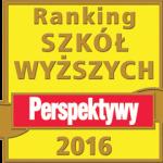 """Awans MWSE w rankingu miesięcznika """"Perspektywy""""!"""