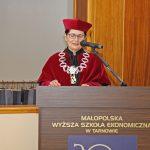 Przemówienie kanclerz mgr Zofii Kozioł