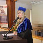 Przemówienie dziekan dr Renaty Smoleń