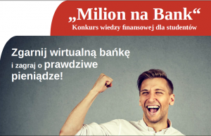 Milion na Bank baner