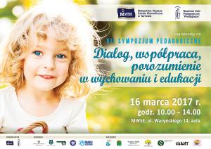 Plakat - sympozjum pedagogiczne