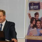 Wystąpienie prof. MWSe dr hab. Janusza Morbitzera