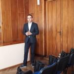 Mateusz Zając - regionalny koordynator Programu