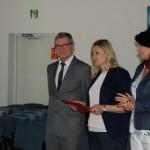 Ogłoszenie wyników przez Dziekan WZiT dr R. Smoleń