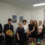 Studentki z tyt. licencjata - promotor dr M. Kozioł