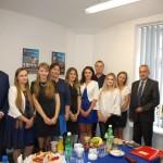 Studenci Pedagogiki z tyt. magistra - promotor dr M. Korbelak