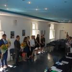 Ogłoszenie wyników studentom Zarządzania -promotor dr inż. Anna Wojtowicz