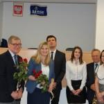 Studenci Zarządzania - promotor prof. dr hab. L. Kozioł