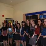 Grupa studentów