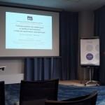Pan dr inż Kazimierz Barwacz rozpoczyna swoją prezentację