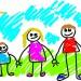 rodzina rysunek