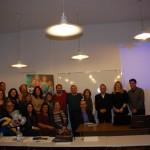 Uczestnicy spotkania - zdjęcie grupowe