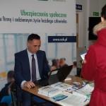 Pan Łukasz Mazur służył wiedzą w temacie ubezpieczeń społecznych