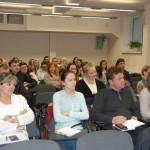 Studenci podczas wykładu