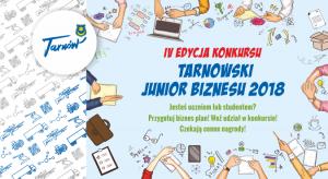 junior biznesu plakat