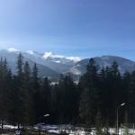 Góry - panorama