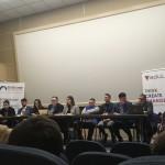 Obrady Forum - stół prezydialny