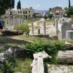 Grecja Roman Agora