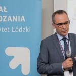 Prof. Piotr Urbanek otwiera obrady konferencji