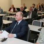 Uczestnicy obrad podczas pierwszego dnia konferencji