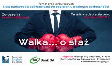 Konkurs SGB baner
