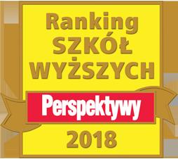 logo rankingu Perspektywy 2018