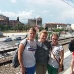 Z wizytą w Hiszpanii