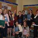 Studenci Pedagogiki przed egzaminem dyplomowym