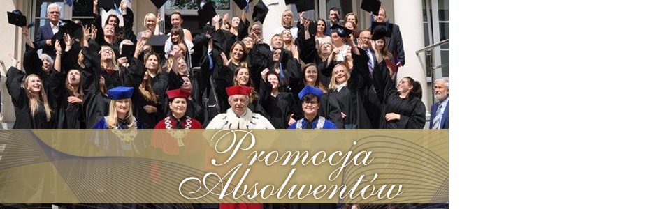 Uroczystość promocji absolwentów – 13 lipca 2018 r.