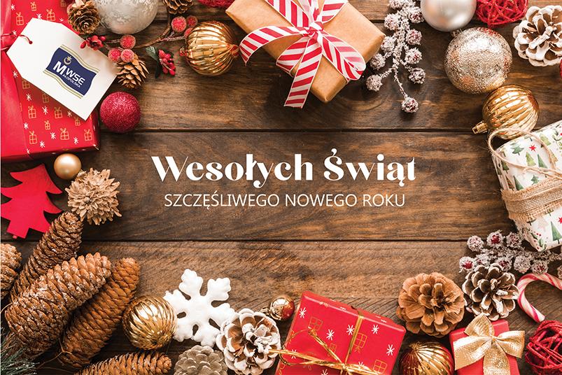 święta Bożego Narodzenia Otwarcie Uczelni