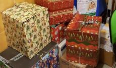 Akcja charytatywna - prezenty