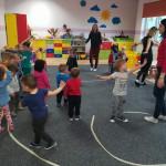 Studenci w przedszkolu Słoneczko 2018-11