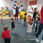Studenci w przedszkolu Słoneczko 2018-14