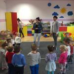 Studenci w przedszkolu Słoneczko 2018-17