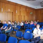 Uczestnicy wykładu otwartego