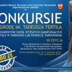 Nagroda im. Tadeusza Tertila 2019 – pula nagród 14 tys. zł