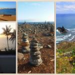 Teneryfa, krajobrazy - kompozycja zdjęć