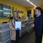 """Studentka z RUSS oraz prezes Stowarzyszenia """"Ich Lepsze Jutro"""""""