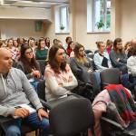 Wykład otwarty na temat bankowości - uczestnicy