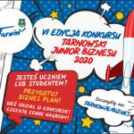 Tarnowski Junior Biznesu – weź udział w konkursie!