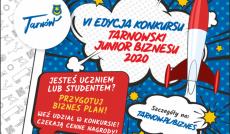 Tarnowski Junior biznesu 2020 banner