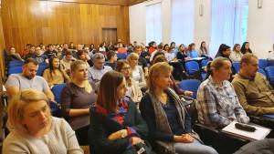Uczestnicy wykładu