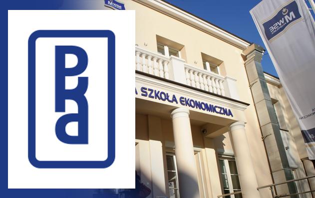 Budynek MWSE - logo PKA - ilustracyjne