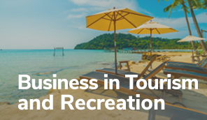 Business in Tourism and Recreation - baner-przycisk