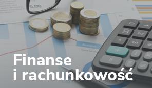 Finanse i rachunkowość - baner mały