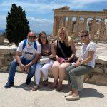 Z wizytą w Grecji